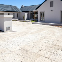 Exposed Aggrigate Paving