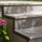Flamed Granite Single Coping